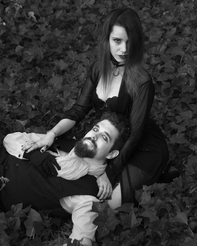 Fotografía por Manuel Trigo, A Cámara producciones. Vampiros