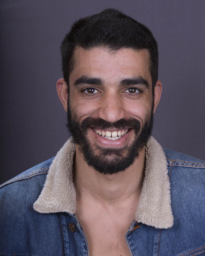 Book de actor por Manuel Trigo, A Cámara producciones.