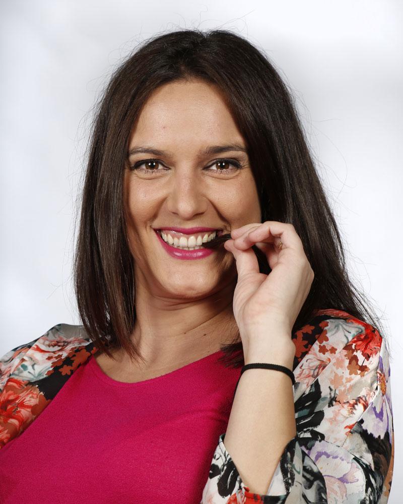 Vanesa Alcázar, actriz.